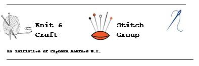 Knit&Stich logo